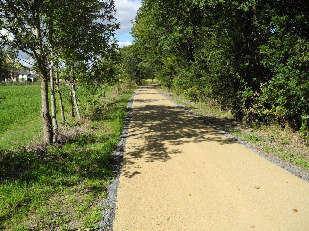 Découvrez la touraine à vélo sur la voie verte Richelieu-Chinon